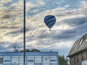 Mayor  of London's hot air balloon regatta over Hornchurch