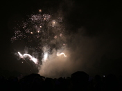 Harrowlodge Park Firework Display 2014