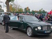 Queen's visit to Harold Hill