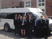 Eastbrook's new mini-bus
