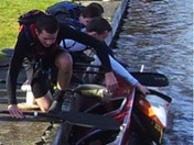 EASTBROOK SCHOOL IN RUTHLESS CANOE CHALLENGE