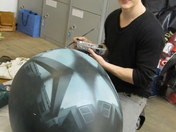 MEET THE ARTIST OF THE GEOCENTRIC MODEL EGG -  BEN ASHTON
