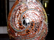 FABERGE EGG HUNT PART 4 - FABERGE IN CANARY WHARF