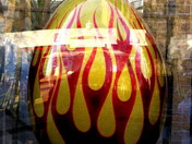 FABERGE EGG HUNT - THE FIRE EGG BY BULL