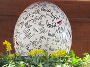 FABERGE EGG HUNT - LOVE IS LIFE