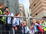 London Athletes Parade  2012