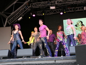 Mamma Mia! at West End Live 2012