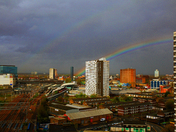 Rainbow Over Stratford