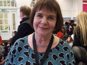 Julia Donaldson at Canning Town Library