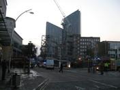 CITY GATES BUILDING  COLLAPSE