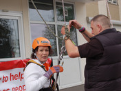 YMCA Walthamstow Abseil Fund Raising Day
