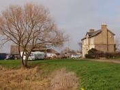Spring sunshine in Aldborough Hatch