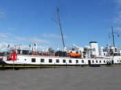 MV Balmoral cruise to London