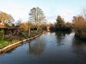 Autumn Afternoon at Flatford