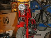 Wheels by Lamplight