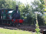A day at the Mid Suffolk Light Railway