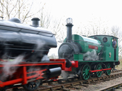 Steaming Day at the Mid Suffolk Light Railway