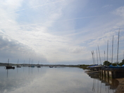 River Deben At Waldringfield