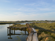 A Jetty By The River Deben