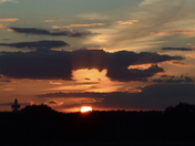 Sunset Over B.T.