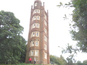 Elizabethan Six Storey Tower at Freston