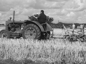Vintage Tractor Ploughing Day