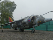 Harrier at Bentwaters