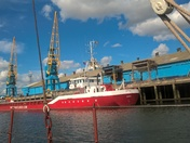 Day out on a Thames Barge