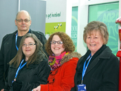 Hospital Radio Fundraising at Asda