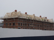 New construction in Felixstowe