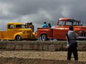 Classic cars in Felixstowe