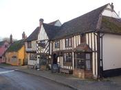Suffolk village Kersey