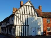 Suffolk village Lavenham