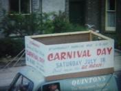 Stowmarket carnival