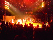Circus in Bury St Edmunds