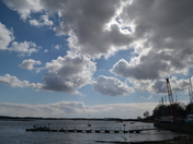 Stormy Suffolk Skies