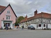 The Marlborough Pub and Essex Rose Tearooms