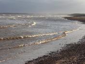 Waves at Walberswick