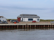 The old Cromer Lifeboat Shed - now at Southwold