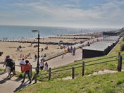 Stisted outing to Frinton