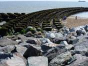 Felixstowe's Giant's Causeway