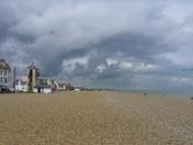 Big sky Aldeburgh
