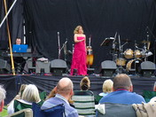 Summer Concert by the lake at Ingatestone Hall