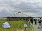 New Abberton Reservoir visitor centre officially opened by Michaela Strachan