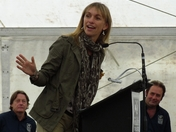 Michaela Strachan opens new visitor centre at Abberton Reservoir
