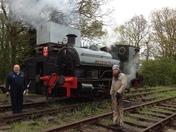 Mid-Suffolk Light Railway War Weekend