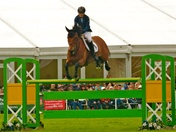 Suffolk Show - Show Jumpers Put on a great show.