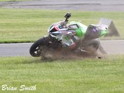 Fuel & oil brings down  Peter hickman