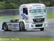 Snetterton truck racing