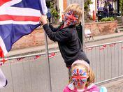 Framlingham  Jubilee  Party